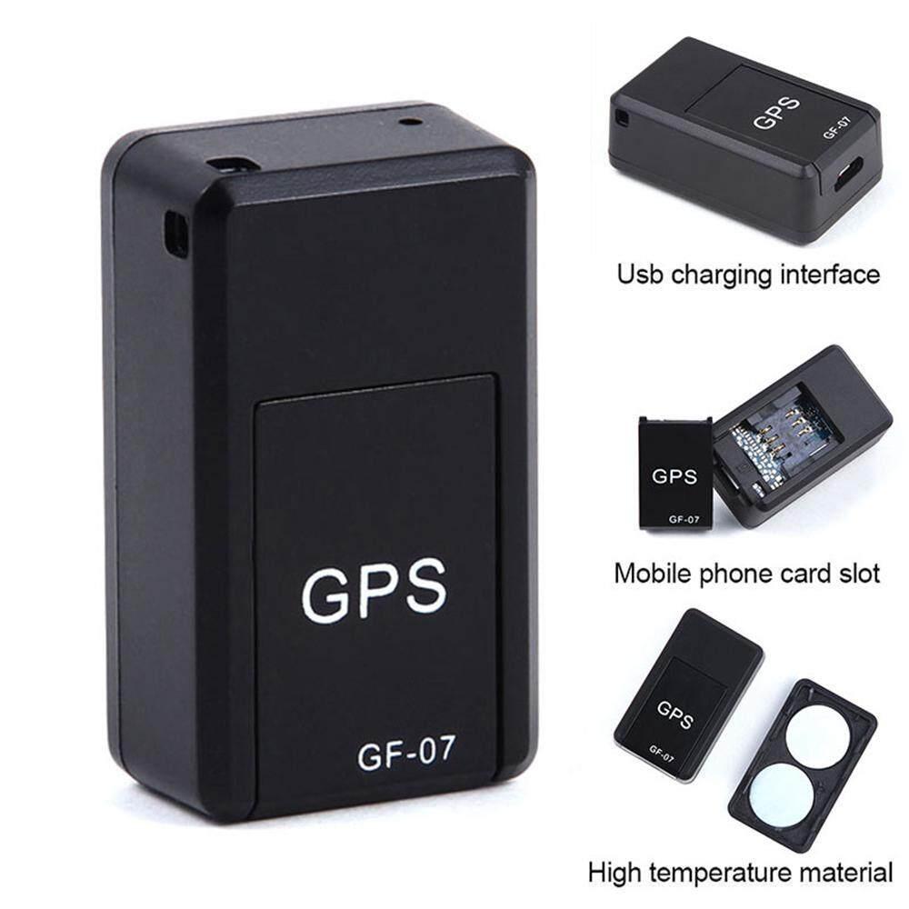 Aolvo GPS Real Time Tracker Antimaling Lokator GPS Mini Pelacak GPS GSM/GPRS Perangkat Pelacakan