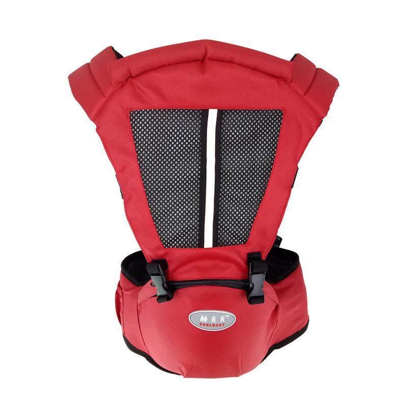 เป้อุ้มเด็กนั่ง Hip seat 2 in 1 สะพายหน้า-หลัง ให้ลูกน้อยนั่งสบาย