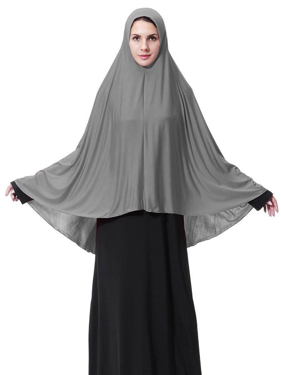 Fitur Hijab Jilbab Bergo Audy Dan Harga Terbaru Info Detail Gambar Muslim Women Prayer Long Scarf Islamic Large Overhead Dress