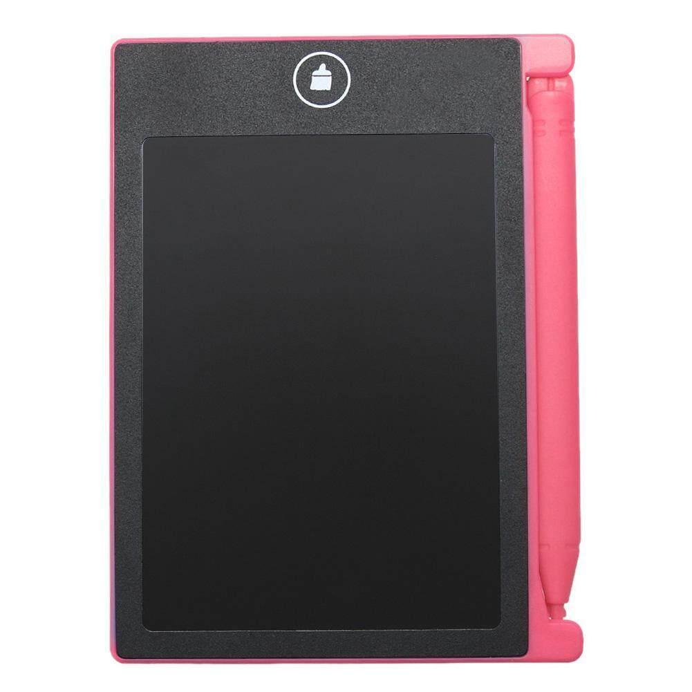 Mua GoodGreat 4.4 Inch máy tính bảng viết LCD Điện Tử Tác Phẩm Miếng bảng vẽ Quà Tặng Trẻ Em Văn Phòng Bảng Đen-Nút Xóa Khóa Bao Gồm