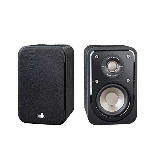 การใช้งาน  อุตรดิตถ์ Polk Audio Signature S10 American HiFi Home Theater Compact Satellite Surround Speaker