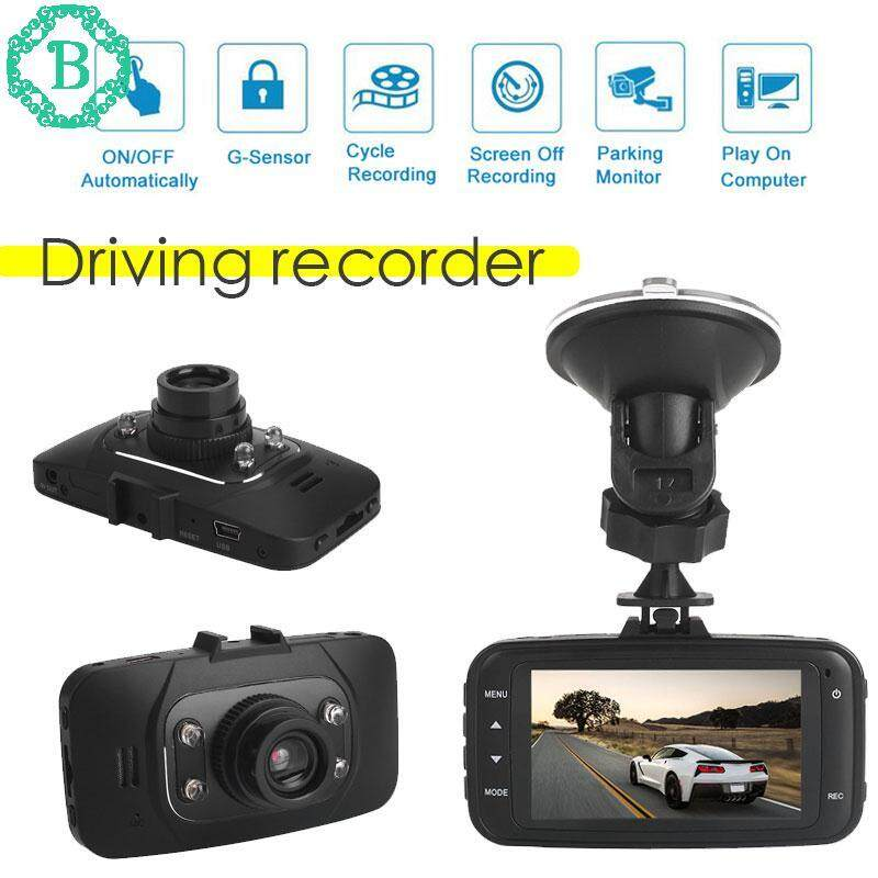 Benediction Video Recorder Dash Cam Durable 2.7 Inches Night Vision GSensor