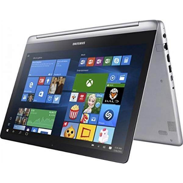 Samsung Spin 2-in-1 Touchscreen Flagship Premium 15.6 FHD Gaming Laptop PC Intel Core i7-7500U NVIDIA GeForce 940MX Graphics 16GB RAM 1TB HDD HDMI Stereo Speakers Webcam Windows 10 - intl