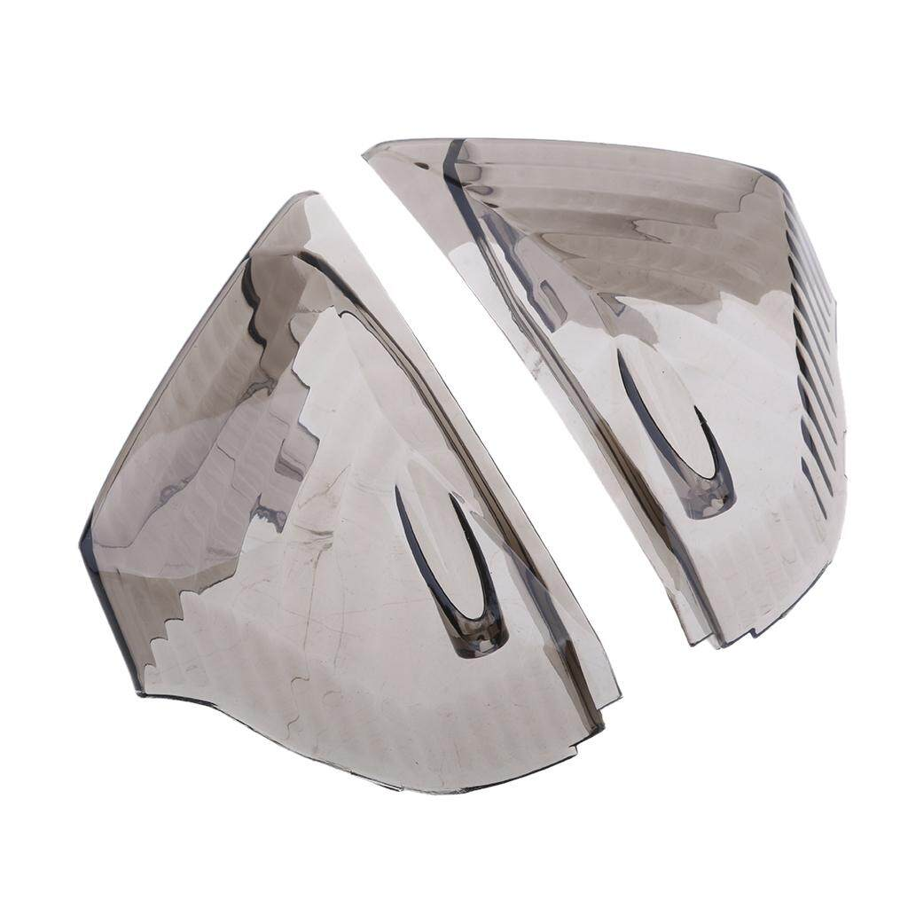 Miracle Shining 2Pcs Motorcycle Turn Signal Lights Lens Covers for Suzuki GSXR 600 750 1000