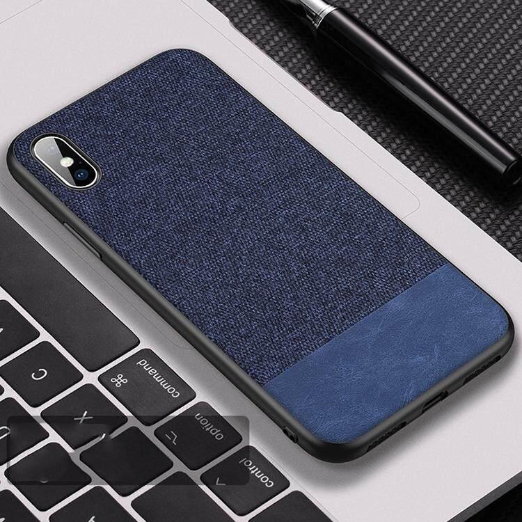 Benks Yg Menguntungkan Awan Seri Disipasi Panas TPU Case untuk iPhone X (Biru)