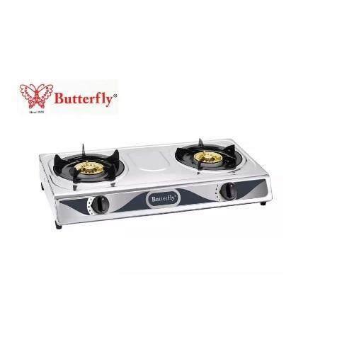 Erfly Bgc 628 2 Burner Gas Stove Cooker
