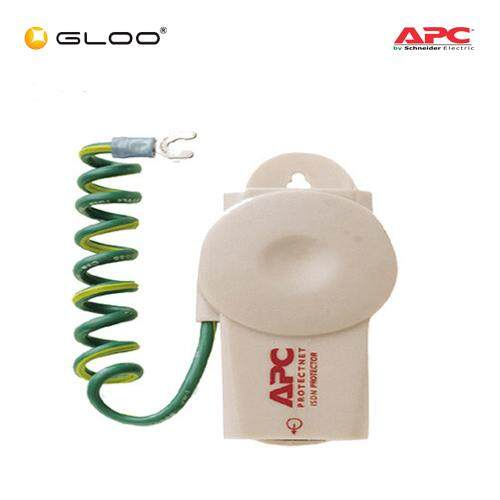 APC ProtectNet Standalone Surge Protector for 10/100/1000 Base-T Ethernet Lines PNET1GB - Beige