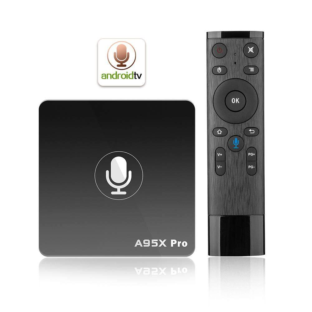 Sway A95X Pro Amlogic S905W 2Gb Ram 16Gb Rom Android Tv Box With Voice Control Us Plug Intl Price Comparison