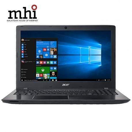 "Acer Aspire E15 E5-576G-58RV 15.6"" FHD Laptop Black (I5-8250U, 4GB, 1TB, MX150 2GB, W10H)"