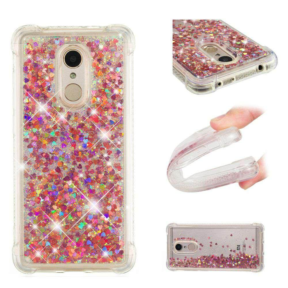 Fitur Case For Xiaomi Redmi 4a Painted Liquid Flowing Quicksand Softcase 5 Bling Glitter Diamond Tpu Soft Intl