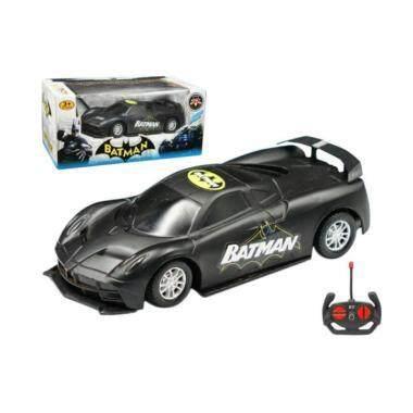 Batman Racing Car Remote Control Scale 1:24
