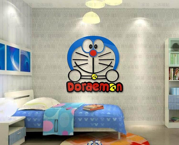 3D Doraemon Wall Decoration(120 x 120cm)