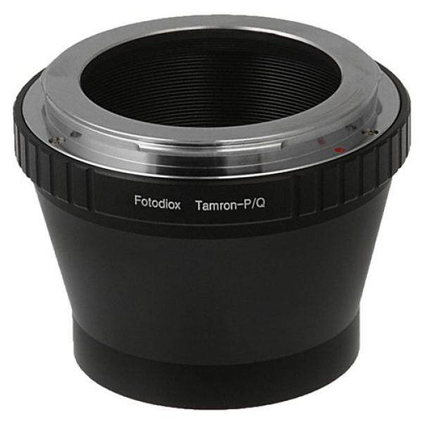 Fotodiox Lens Mount Adapter - Tamron Adaptall (Adaptall-2) Mount SLR Lens to Pentax Q (PQ) Mount Mirrorless Camera Bodies