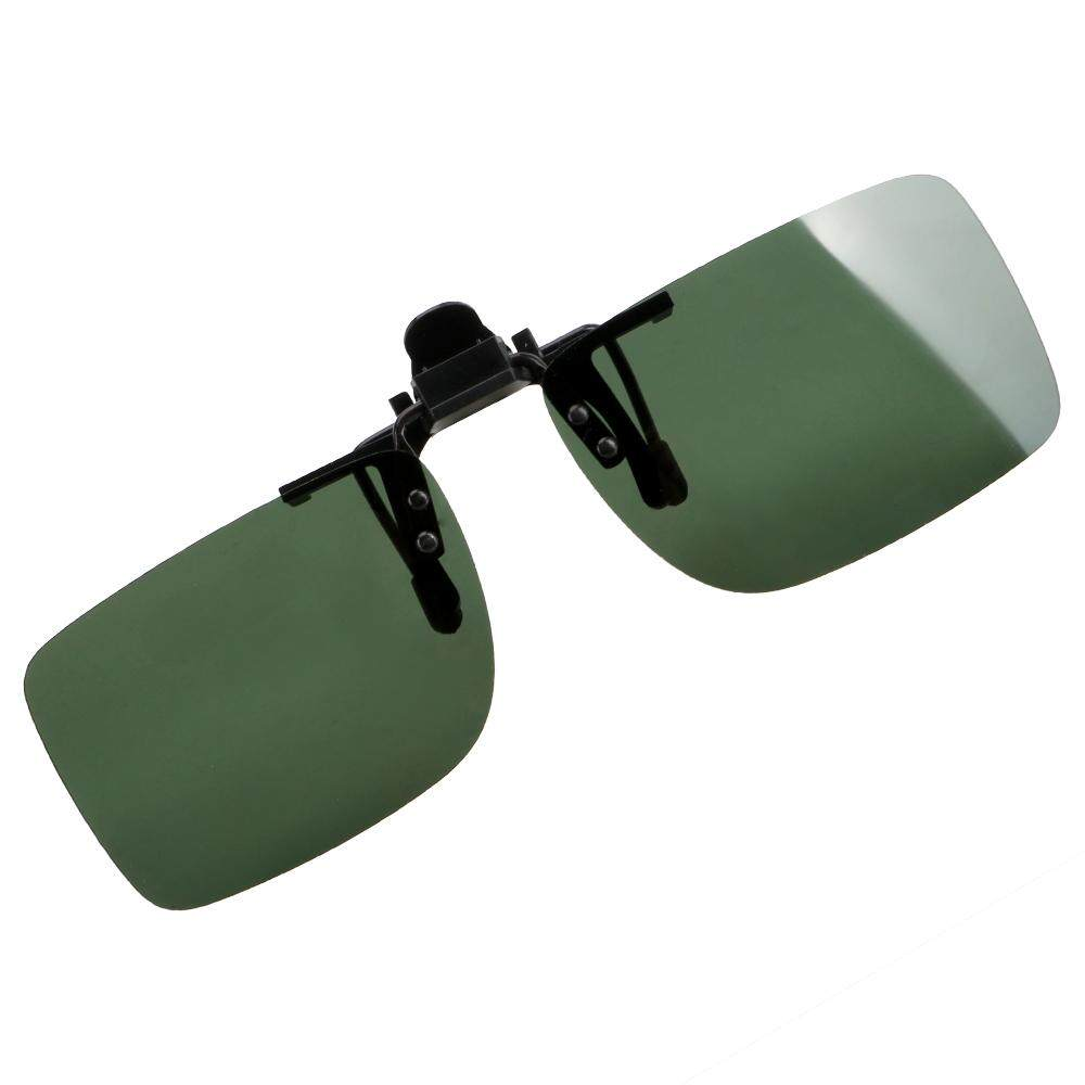 421522451069 Clip On Sunglasses Polarized Sun Glasses Driving Anti-UVA UVB For Men Women  Driver Goggles