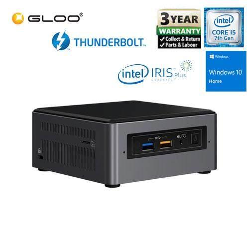 Intel BOXNUC7i5BNHXF i5/4G 1TB+16GB Optane 2.20GHz~3.40GHz Quad-Core Mini PC