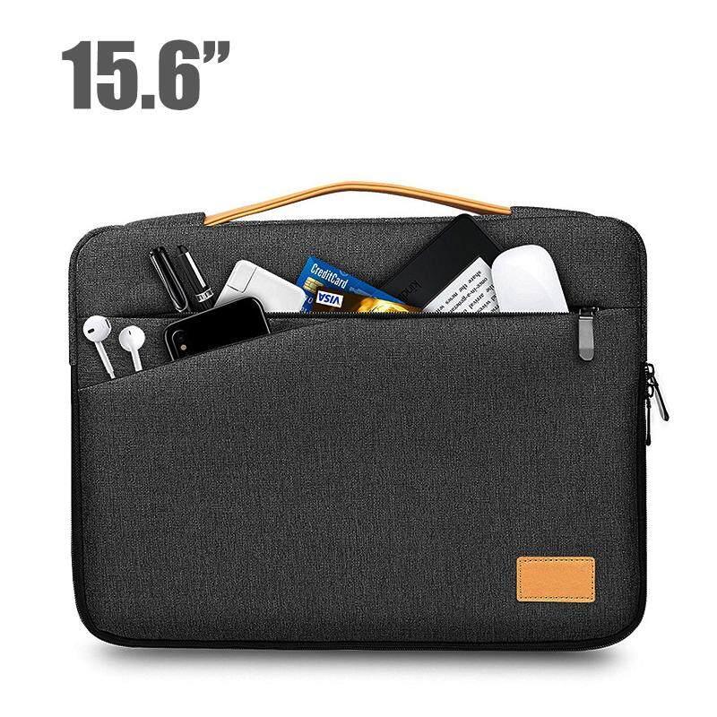 15.6Inch Laptop Bag Ultra-Slim Padded Laptop Sleeve Case Pouch Bag Computer  Pocket Tablet 450ab89f2