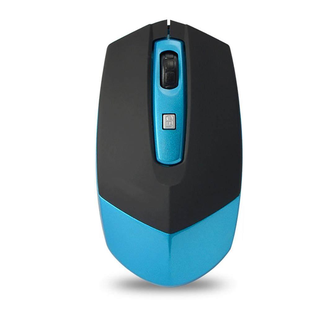 Begitu Muda Toko Fashion Teknologi Penjualan Terlaris!!! mouse Nirkabel Mouse Optik Portable DC 5 V 100mA 4 Tombol Game Komputer untuk Macbook