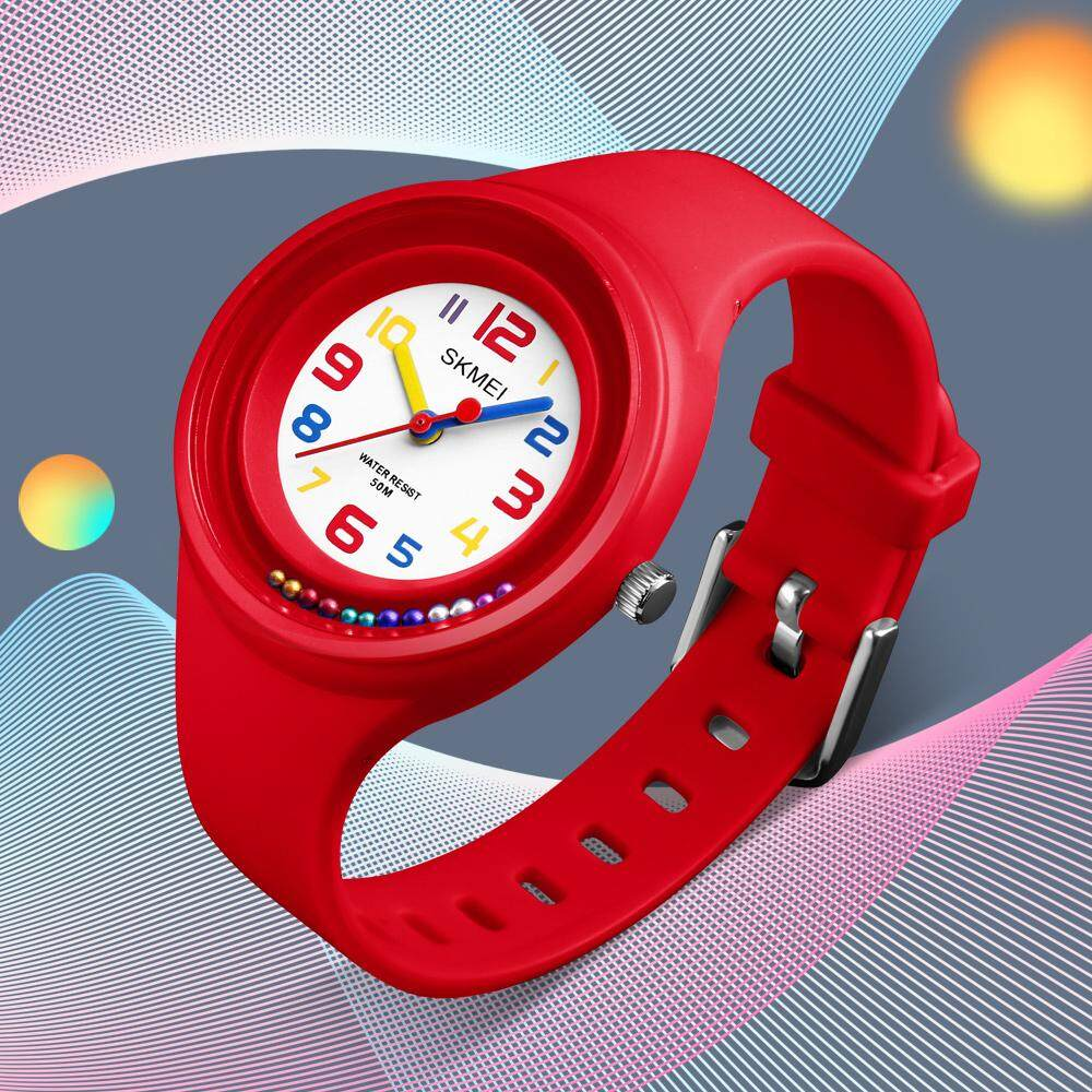 Skmei Watches Price In Malaysia Best Lazada Jam Tangan Sport Watch 1142 Water Resistant 50m Hitam 1386 Kids Fashion Waterproof Quartz Children Wristwatches Lovely Cute Gifts For Girls