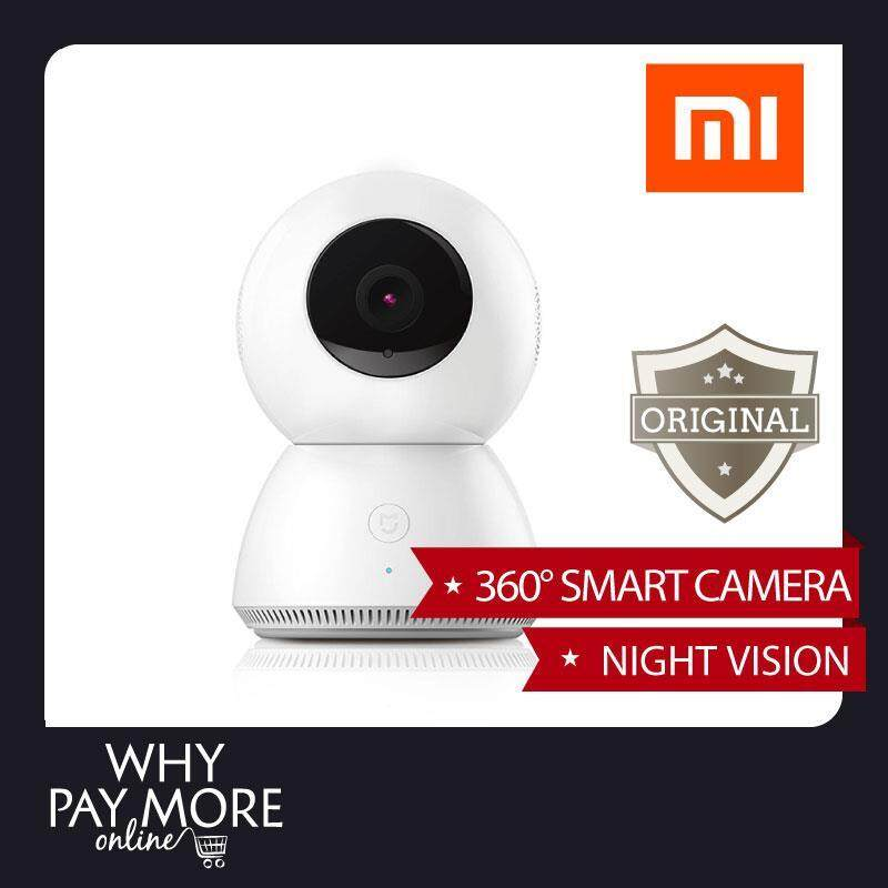Original Xiaomi Mijia 360° Smart Home IP Camera Panoramic CCTV Xiao Mi