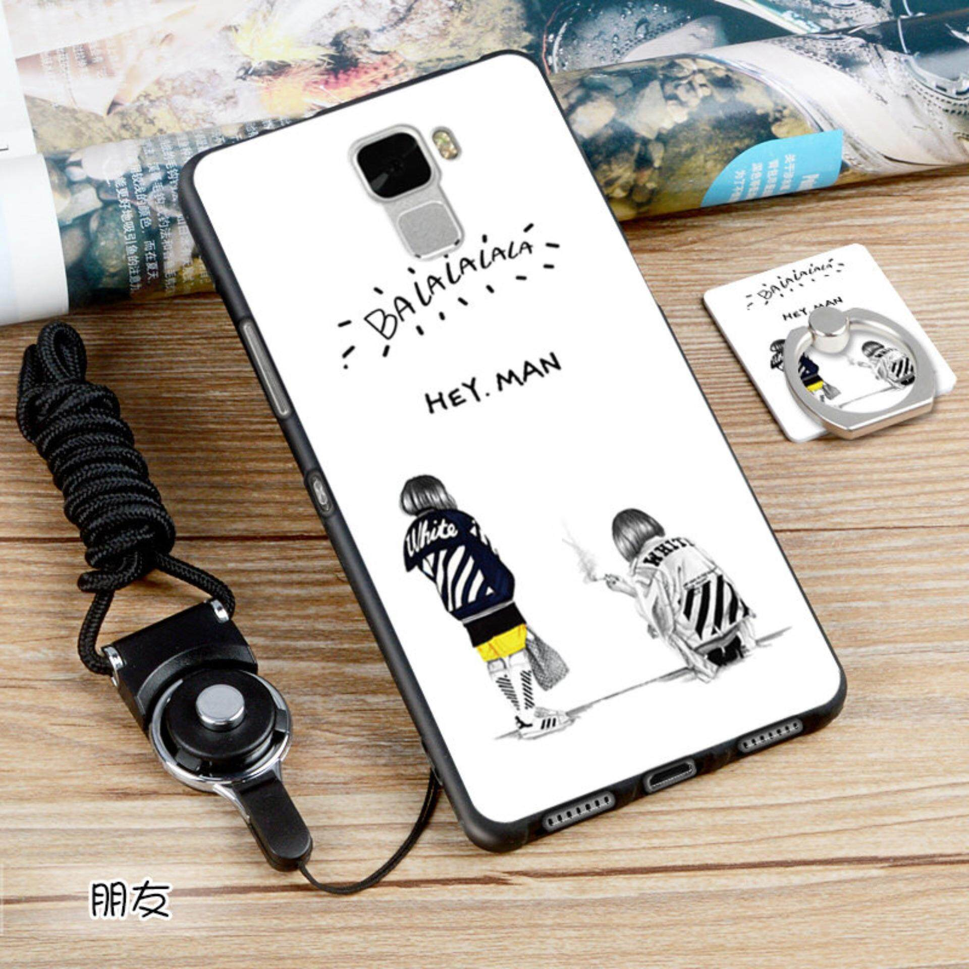 """Thin Silicone Tpu Cartoon Transparent Soft Phone Cover Case For Huawei Honor 4cas . Source · For Huawei Honor 7 5.2"""" inch 3D Relief Space Cute Soft Silicone ..."""