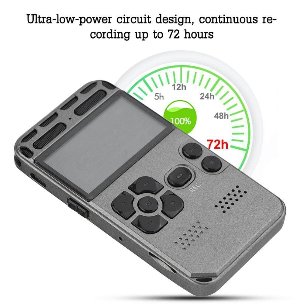 Latest Oem Voice Recorders Products Enjoy Huge Discounts Lazada Sg Recorder Circuit Vm181 Multifunctional Hifi Mp3 Audio Recording Pen 8g With Tf Card Slot