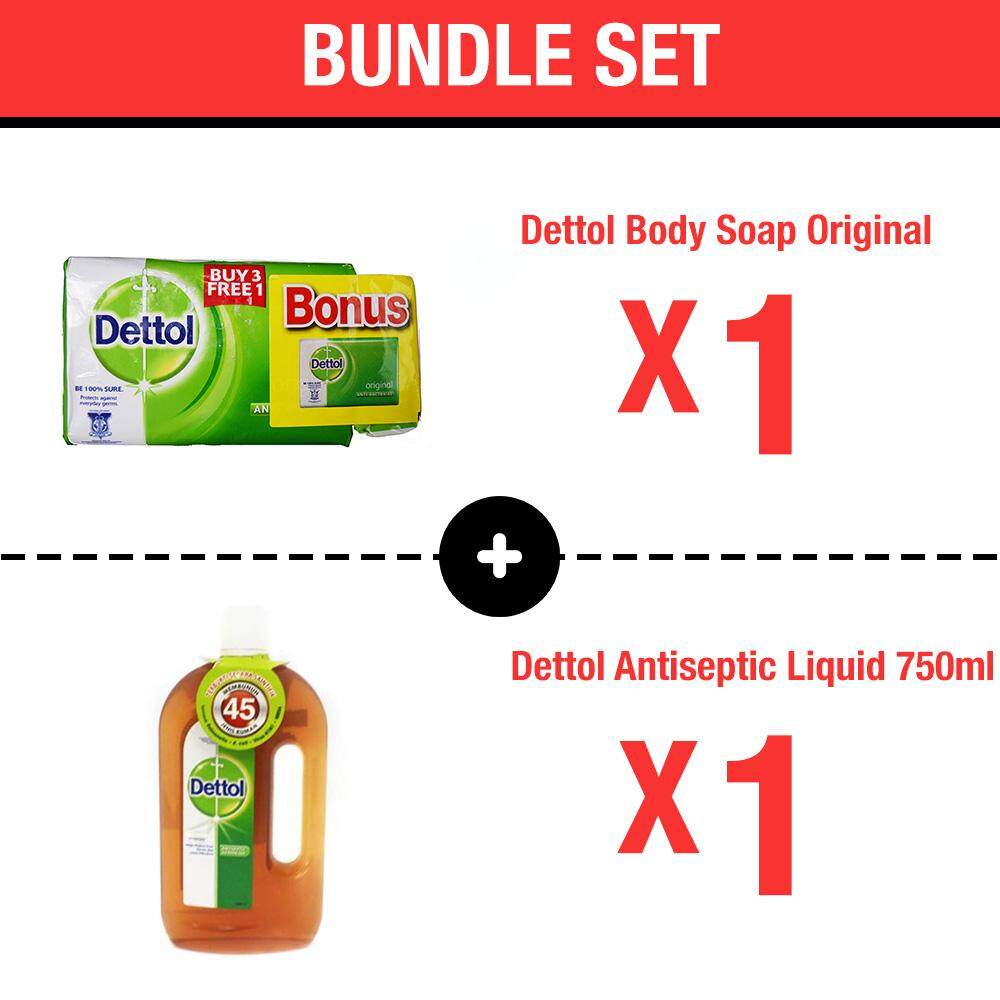 Sell Dettol Liquid Antiseptic Cheapest Best Quality My Store 100 Ml Myr 49
