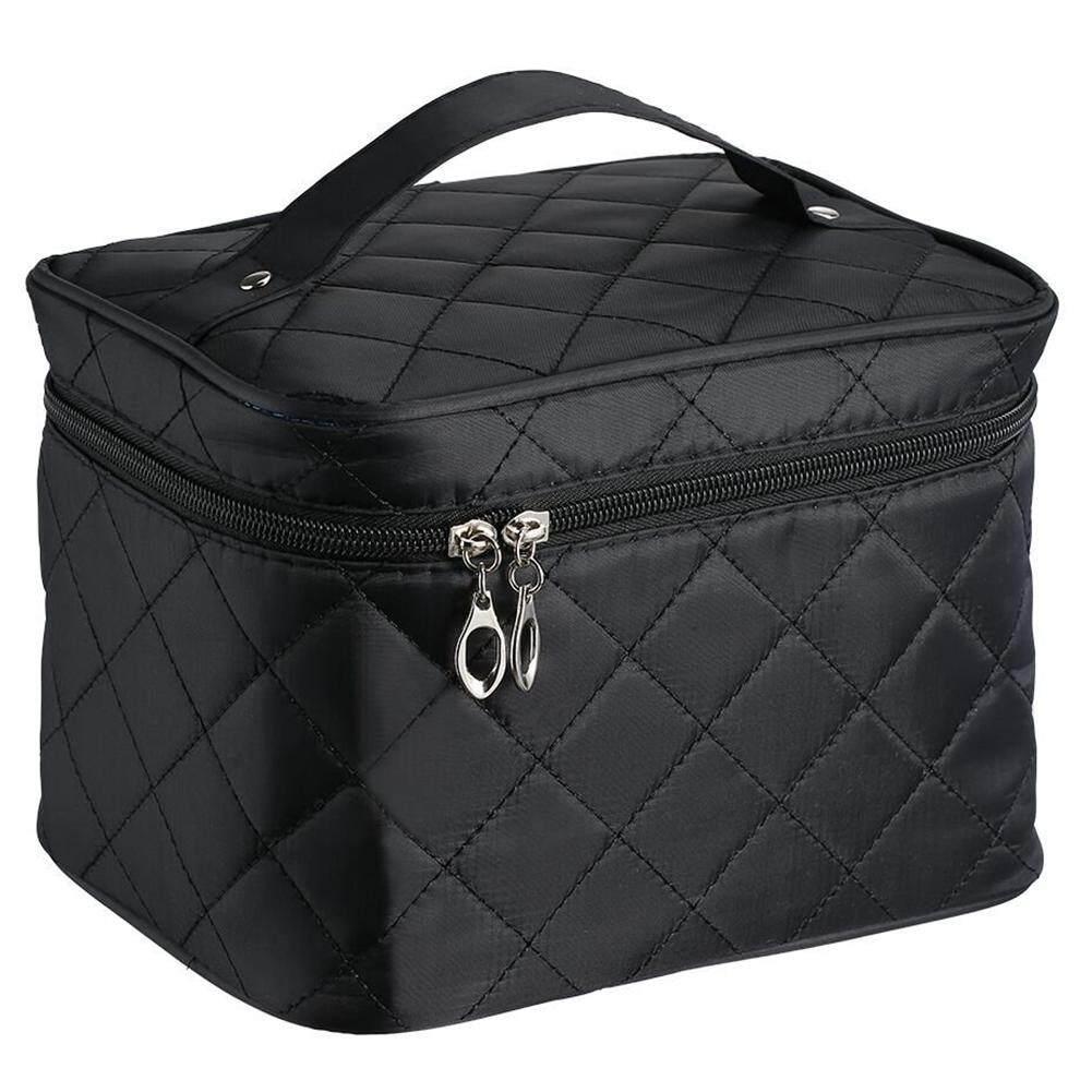 Toiletry Bags,Portable Travel Cosmetic Bag Large Capacity Waterproof Multifunction Bag Makeup Organizer Case blick - intl Philippines