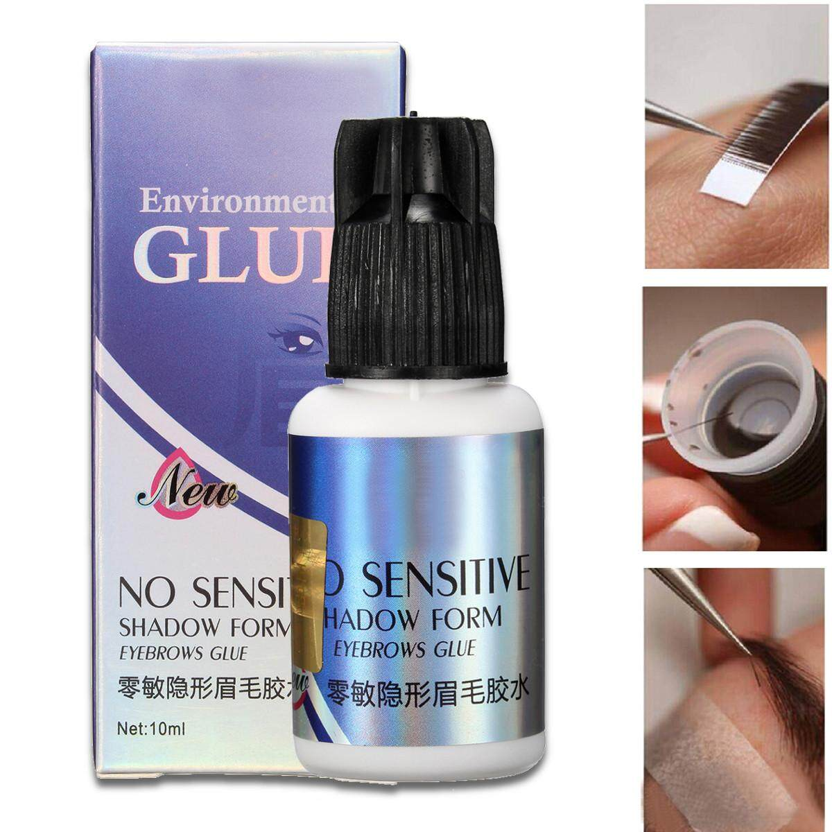 10ml Tasteless Non-irritating 30 Days Glue Eyebrow Extensions Bonding Adhesive Philippines