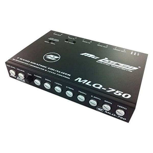 Audio Life AL-555BT 5 Band Parametric Equalizer with BT
