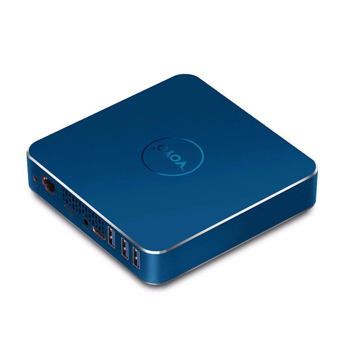 VOYO Mini PC Vmac V1 N4200 Windows 10 Pocket PC Intel Lac Apollo CPU 4 K HD Sorti, Windows 10.1 WiFi, HDMI Bundle 3 - intl