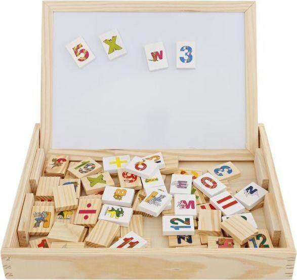 Wooden Multipurpose Study Box For Kids