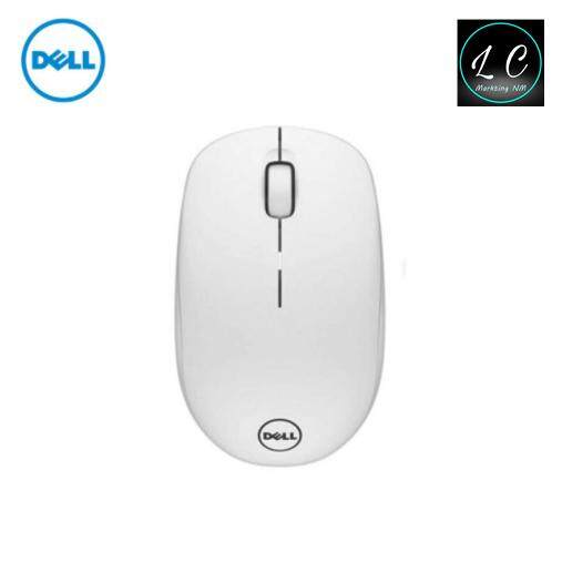 DELL WM126 1000DPI Wireless Mouse Game Laptop PC wireless mouse (White) Malaysia