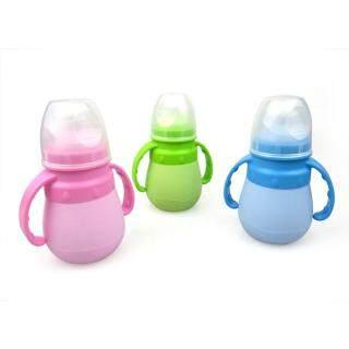 Quạt Mini Mới Lạ Dễ Thương Chai Sữa Hình Dạng Người Hâm Mộ Quạt Không Khí Sạc USB Bé Prams Xe Đẩy Xách Tay Accessori thumbnail