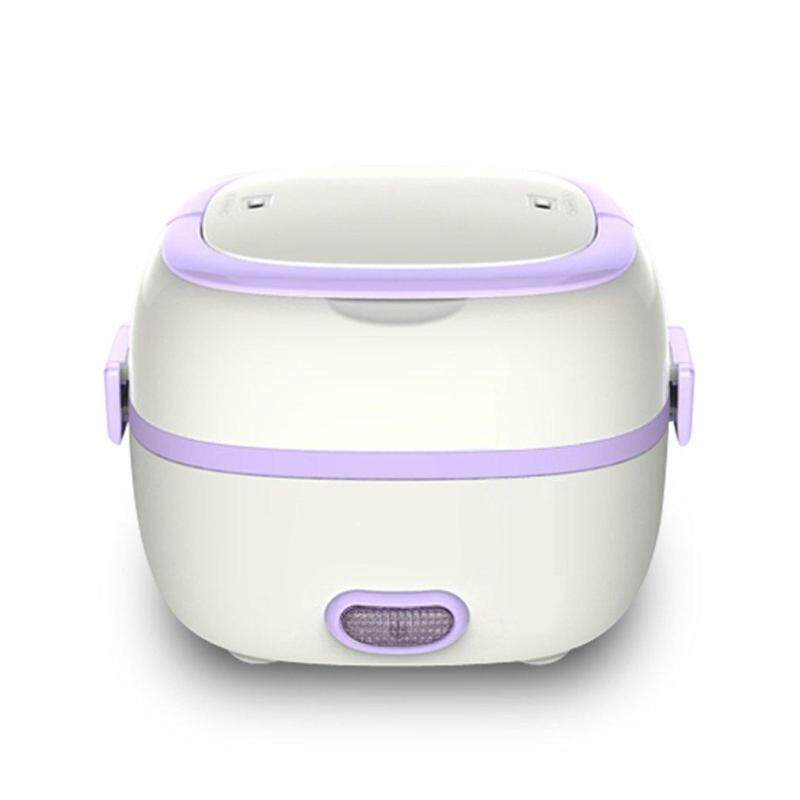Multifunctional Electric Lunch Box Mini Rice Cooker Portable Food Steamer