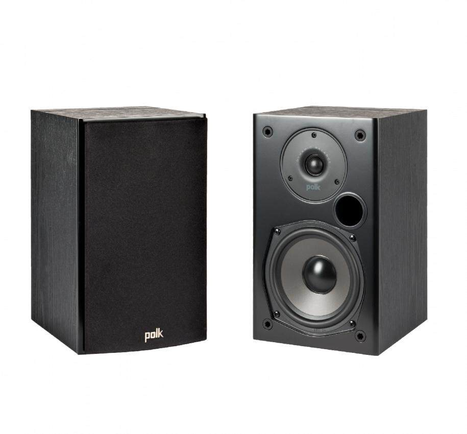 POLK AUDIO  T15 Home Theater and Music T-series Bookshelf Speaker