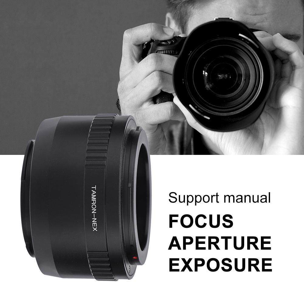 Tamron Alloy Plastic Lens Adapter Ring Manual Focus Universal Mount Photography (Tamron-NEX)