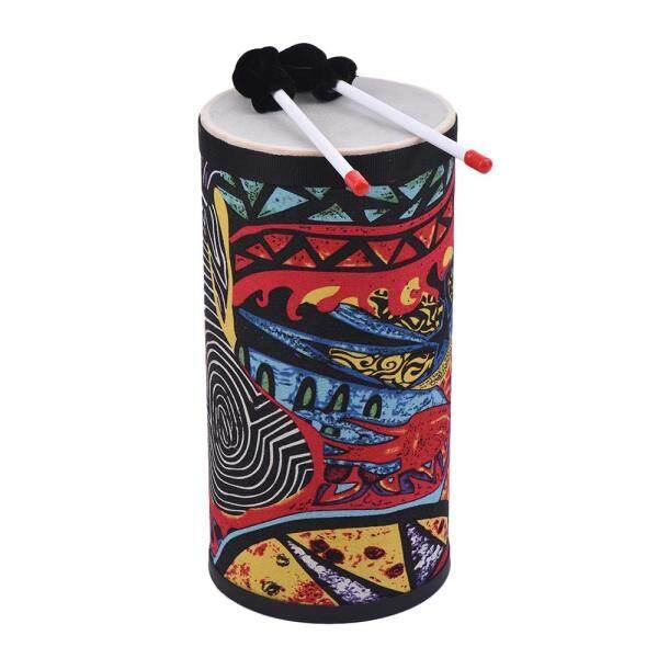 Trống conga konga 8 inch, mặt trống nghệ thuật bằng vải hấp dẫn với nhạc cụ gõ dây đeo vai để tập hợp biểu diễn đường phố, luyện tập nhịp điệu
