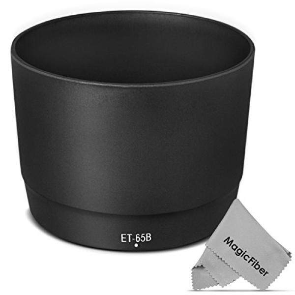 (Canon ET-65B Replacement) Altura Photo Lens Hood for Canon EF 70-300mm f/4.5-5.6 DO-IS USM, EF 70-300mm f/4-5.6 IS USM Lenses