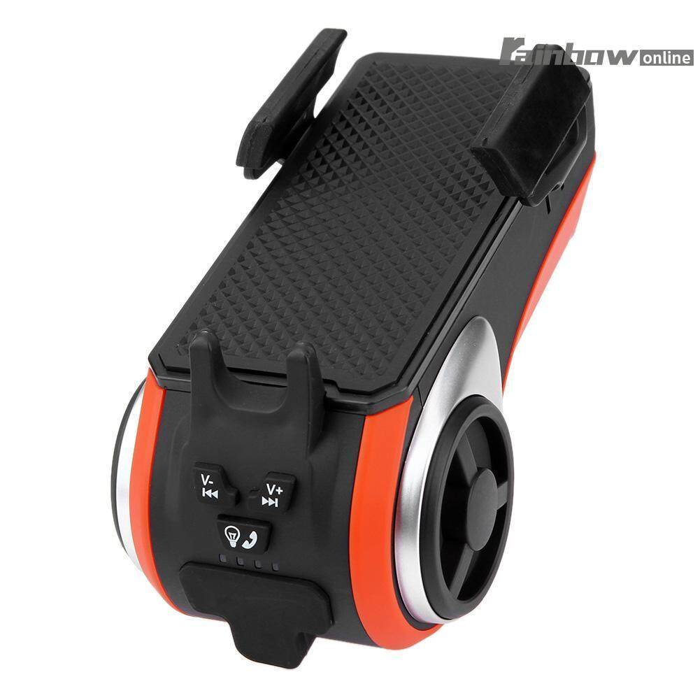 Buy Sell Cheapest Bicycle Light Holder Best Quality Product Deals Strap Silicone Elastic Lampu Sepeda Multifunction Bluetooth Audio Player Bike Bell Phone Intl