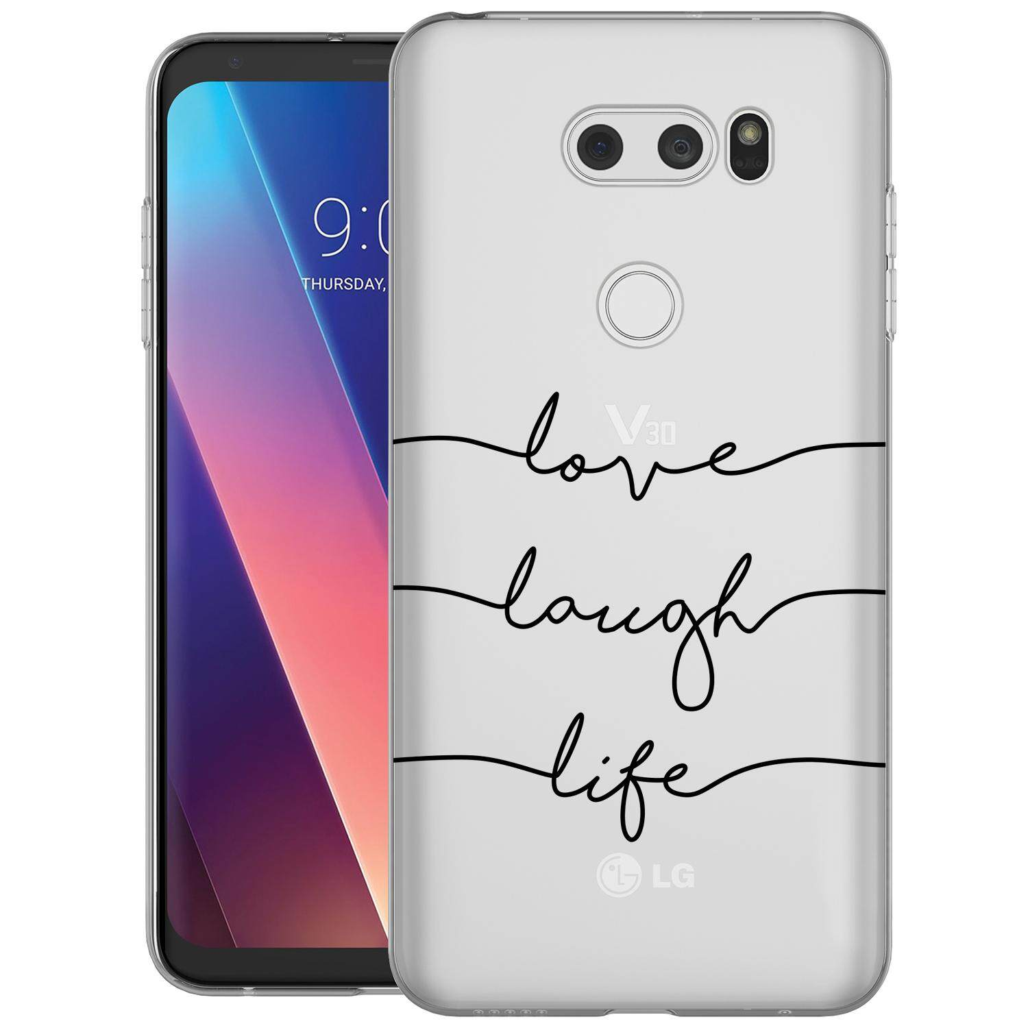 Features Hicase Transparent Ultra Slim Anti Shock Cushion Soft Silikon Case Lg V20 Nillkin Nature Ultrathin 06mm Original Rymall For V30 Clear Flexible Silicone Absorption Bumper