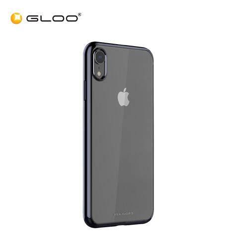 Viva iPhone XR Back Case Glazo Flex Gunmetal Full Protection Phone Cover 8886461229264