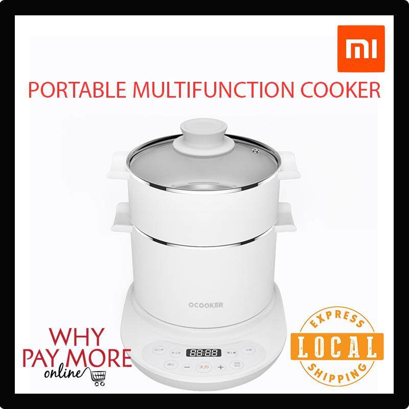 Xiaomi Mijia QCOOKER Multifunction Electric Cooker Kettle Egg Boiler