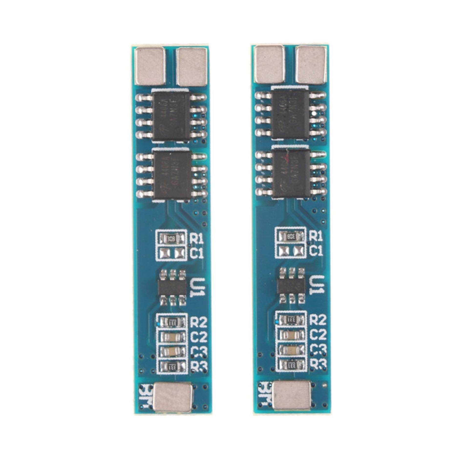 Features Lightweight Pcb Li Ion Lithium Battery Protection Circuit 18650 2pcs 2s 74v 84v 5a Charger