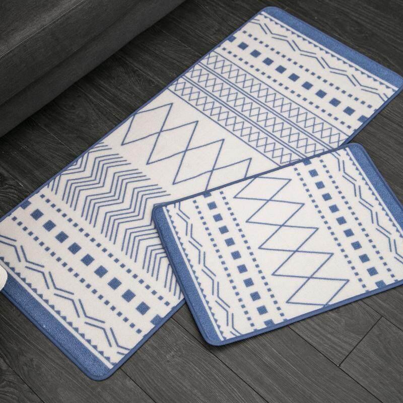 Water absorption dustproof non-slipdoor floor mat bathroom mat kitchen mat