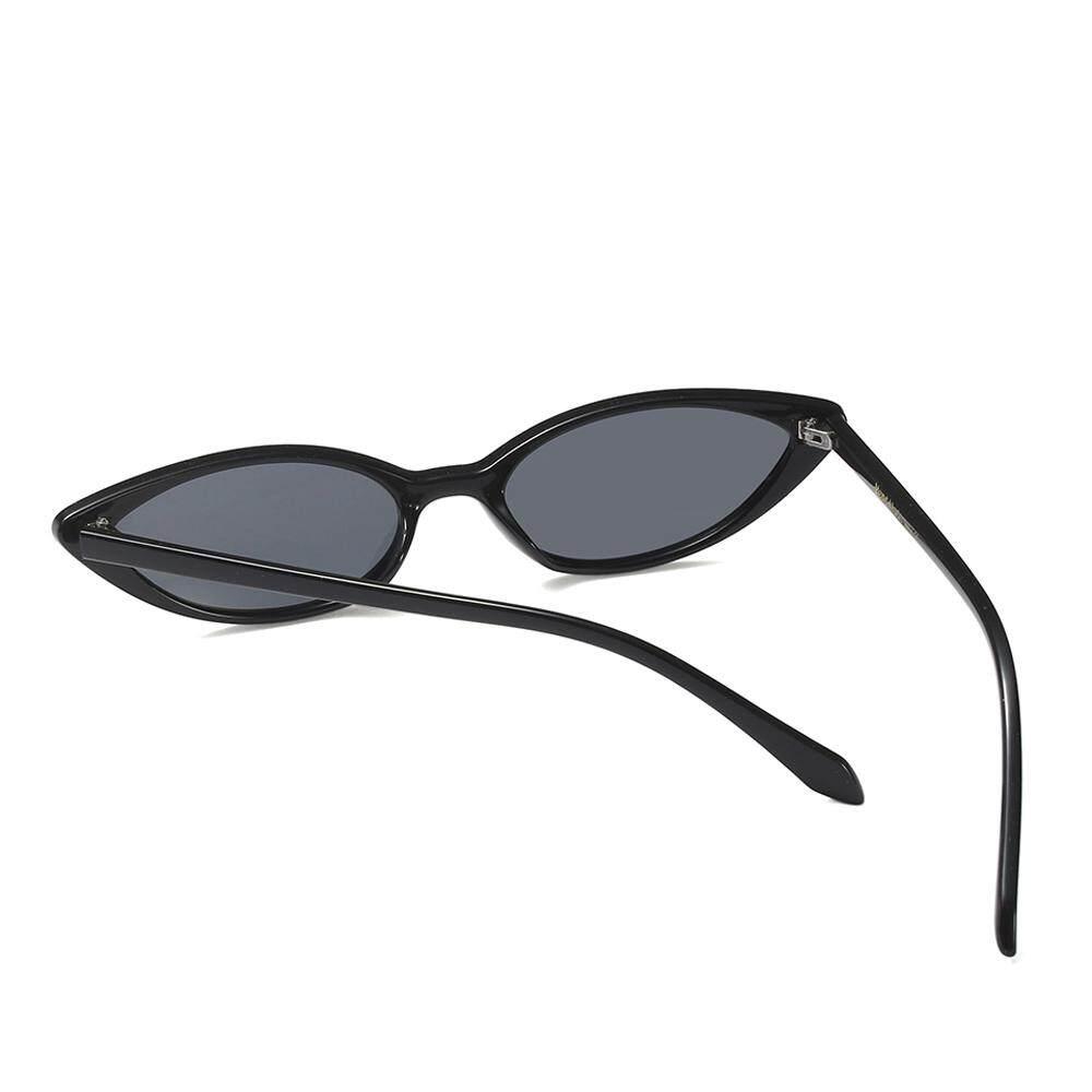 Retro Style Tiny Sunglasses Women Cat Eye Fashion Black Leopard Brown Pink Red .