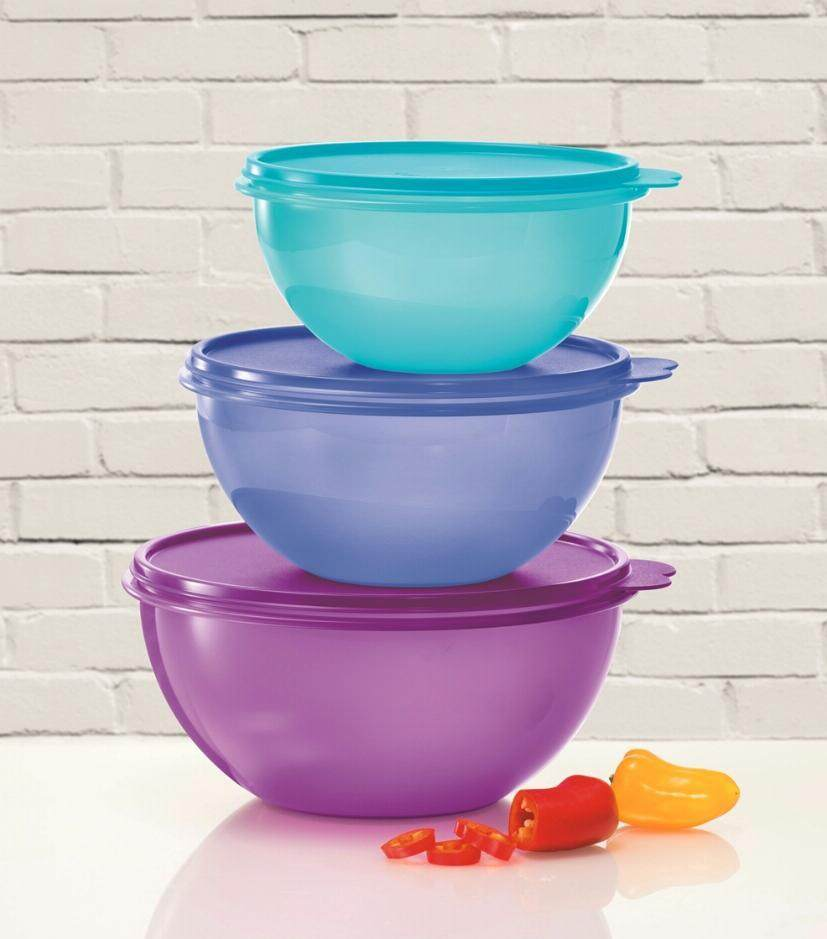 Tupperware Wonderlier Bowl (3)