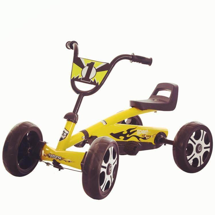 Anak-anak Sepeda, Roda Tiga, Quadricycle, Go-CART, Ringan dan Besar Mobil Keseimbangan, Mobil Mainan Bayi, anak Laki-laki dan Perempuan