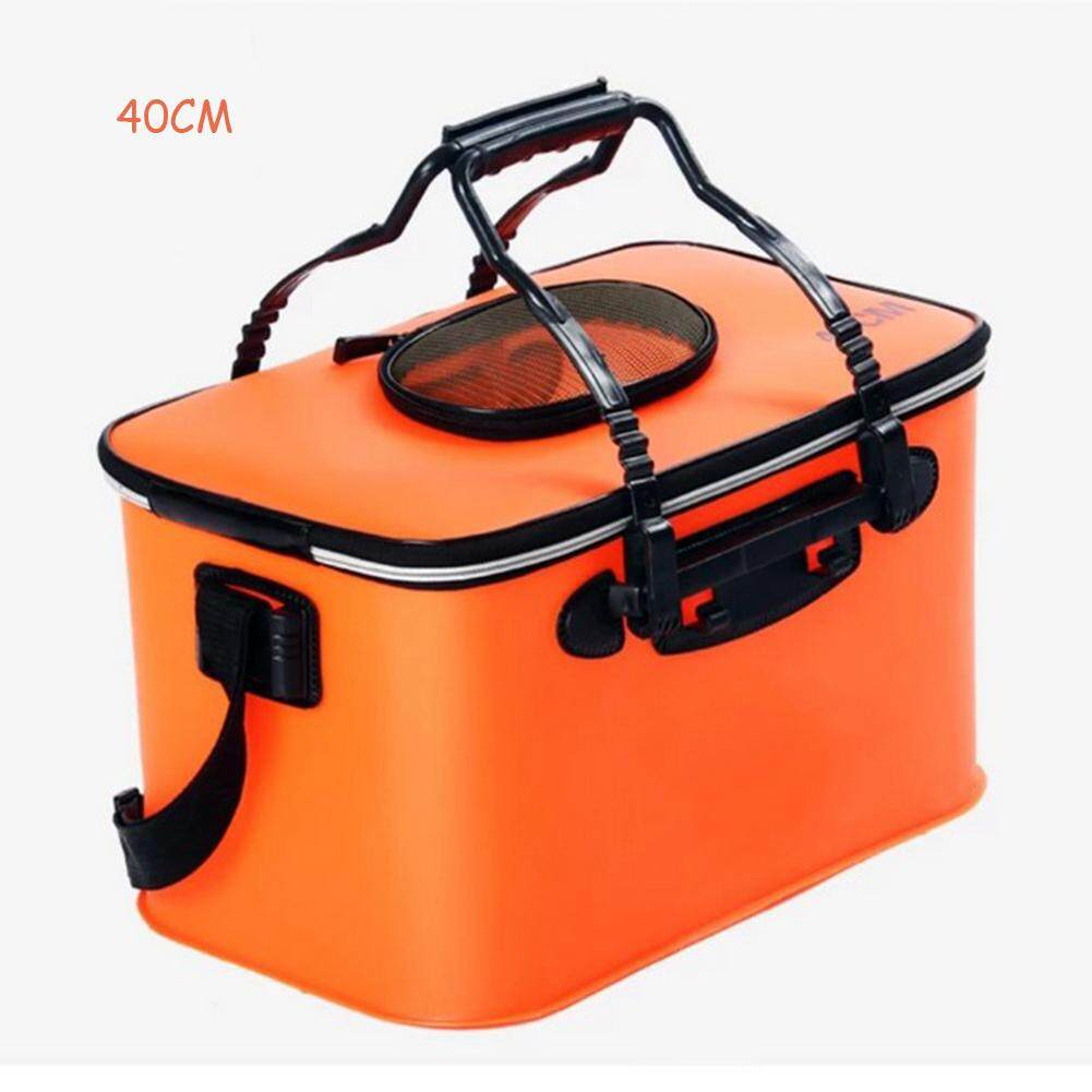 Features Sa Yanyi Multifunction Playstation Stand Game Disc Storage Ps4 Multifunctional Kit Portable Eva Folding Bucket Water Tank Fish Box For Live Specification