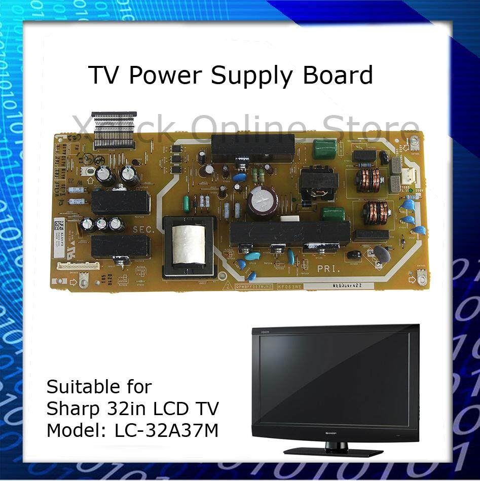 Lcd Tv Malaysia Get The Best Price For At Lazada Tvs Together With Samsung 42 Inch Plasma Circuit Boards On Power Supply Board Compatible Sharp Lc 32a37m