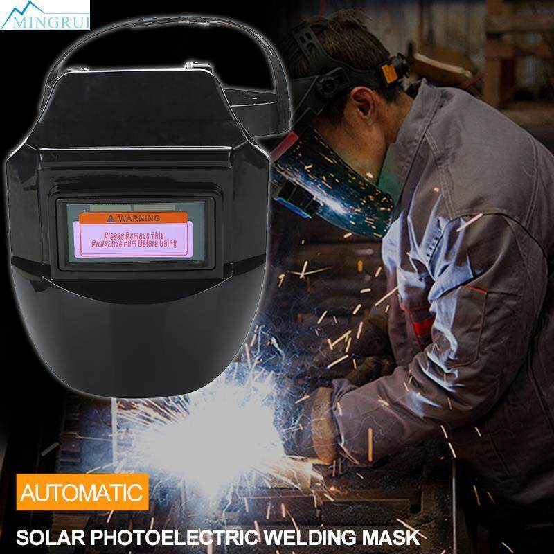 Mingrui Store 1mm PP Welding Mask Darkening Welding Welding Helmet Durable